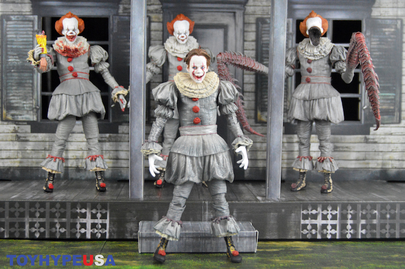 NECA Toys It Chapter Two Pennywise Ultimate Figure Review