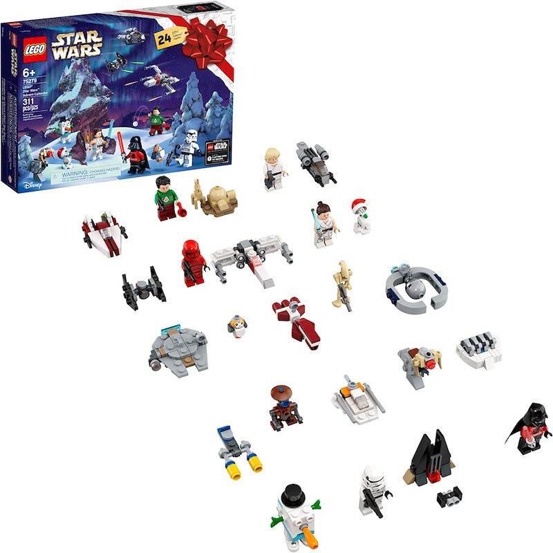LEGO Star Wars Advent Calendar 75279 Now $29.97 On Amazon