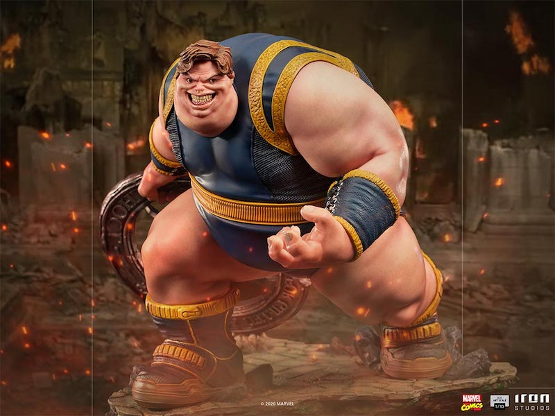 Iron Studios – Marvel Comics X-Men The Blob 1/10 Scale Statue Pre-Orders