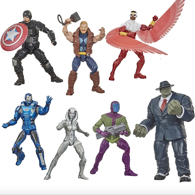 Entertainment Earth – Marvel Legends Avengers Joe Fix-It Hulk Wave In-Stock