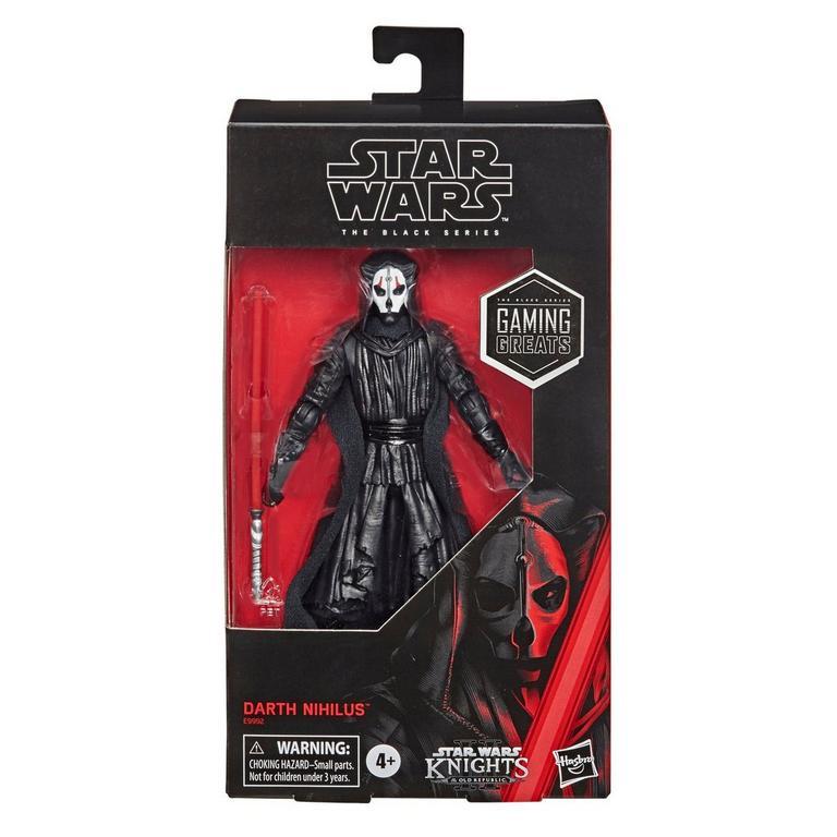 Hasbro Star Wars The Black Series Darth Nihilus Figure Pre-Orders At GameStop
