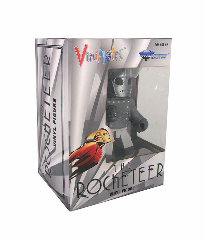 Diamond Select Toys New York Comic-Con 2020 Exclusive – The Rocketeer Noir Vinimate