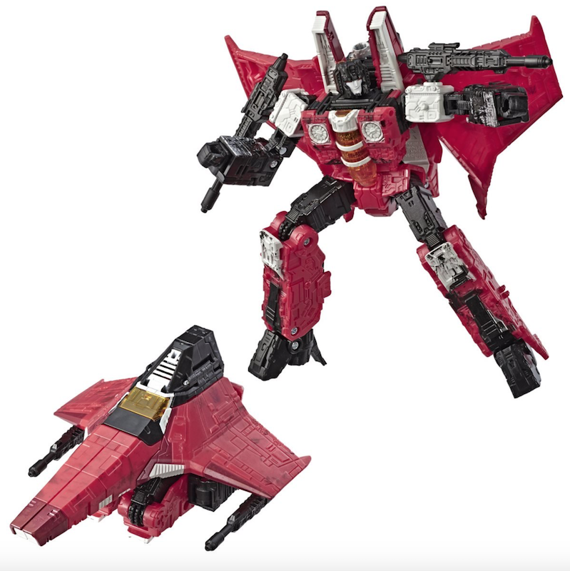Hasbro Transformers Generations Selects Voyager Red Wing Figure Pre-Orders