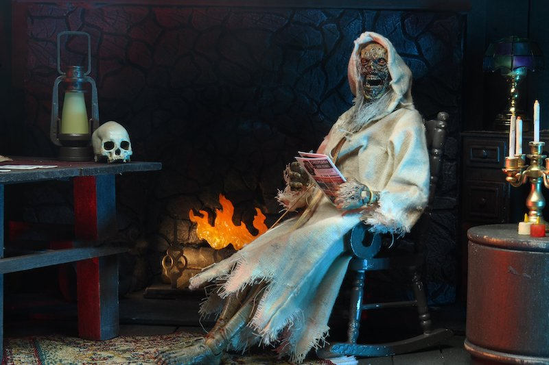 NECA Toys Creepshow TV Series – The Creep 7″ Scale Figure Available Now