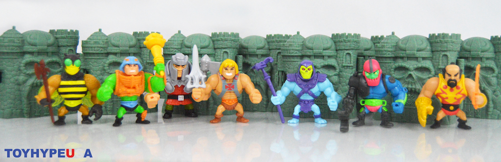Mattel – Masters Of The Universe Minis Blind Box Series 1 Figures Review