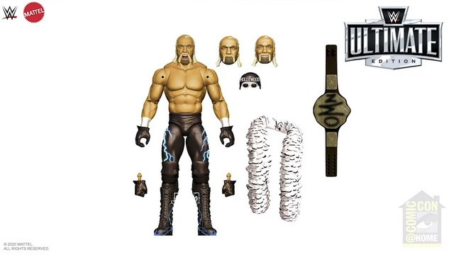 Mattel WWE Ultimate Wave 7 Elite Series 80-81, Top Picks 2021 Figure Pre-Orders