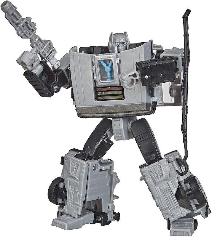 Hasbro Transformers Generations Collaborative: Back To The Future Mash-Up Gigawatt Figure Pre-Orders