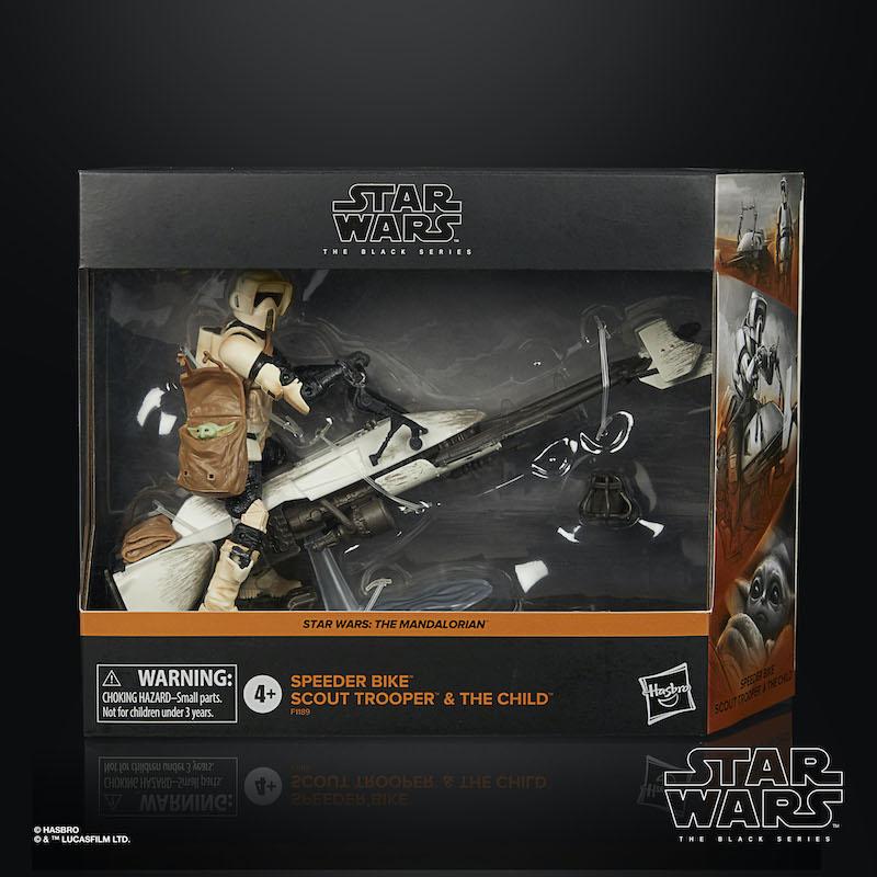 Hasbro Mando Mondays – Star Wars The Mandalorian Figure Pre-Orders