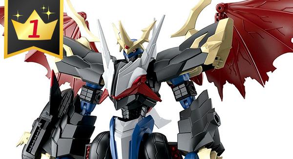 Hobby Link Japan – New Easy Model Kits from Digimon, Evangelion, & More