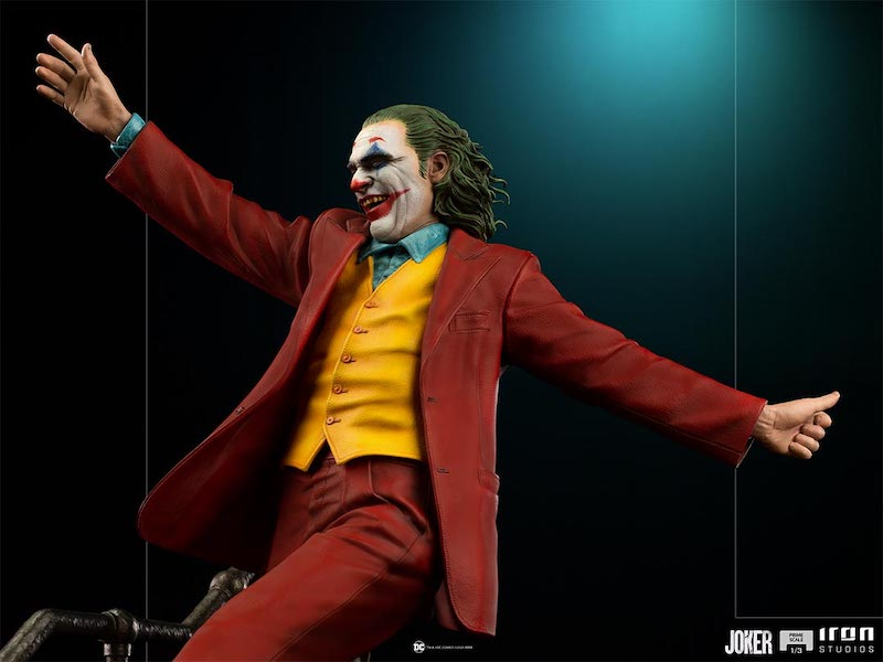 Iron Studios – Joker Movie Statue Pre-Orders