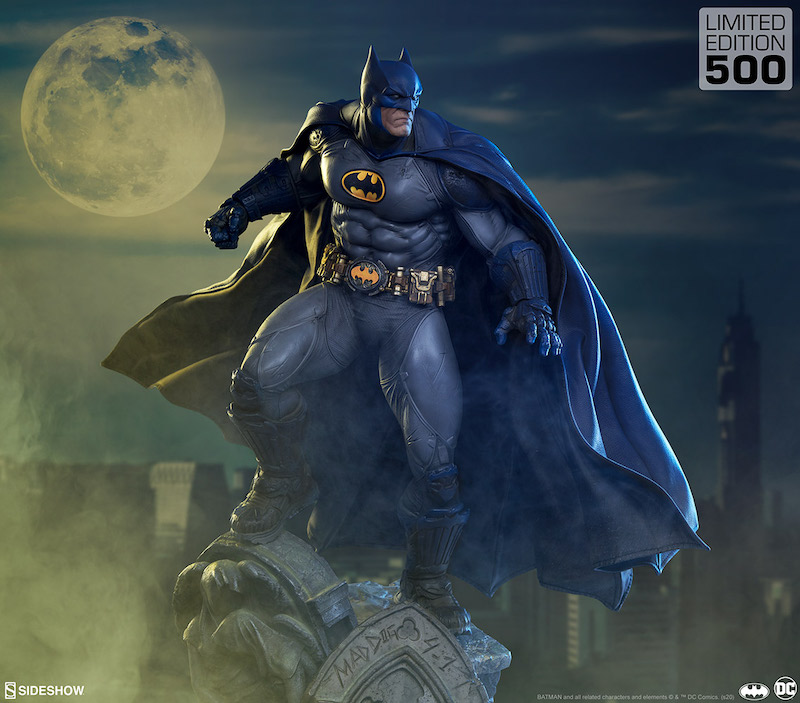 Sideshow Collectibles Batman: Modern Age Premium Format Figure Pre-Orders