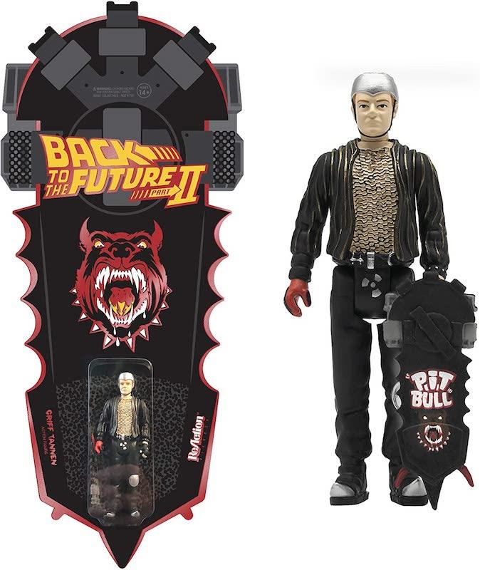 Super7 – Back To The Future 2 Griff Tannen Reaction Figure Pre-Orders On Amazon