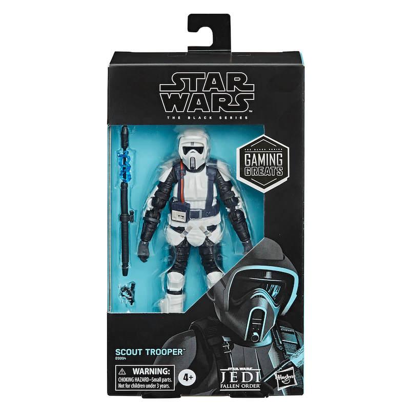 Hasbro Star Wars The Black Series Gaming Greats Shock Scout Trooper 6″ Figure Pre-Orders