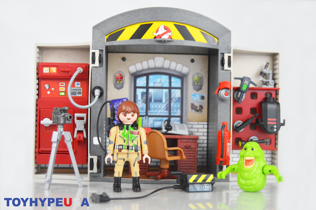 Playmobil 70318 Ghostbusters Play Box Review