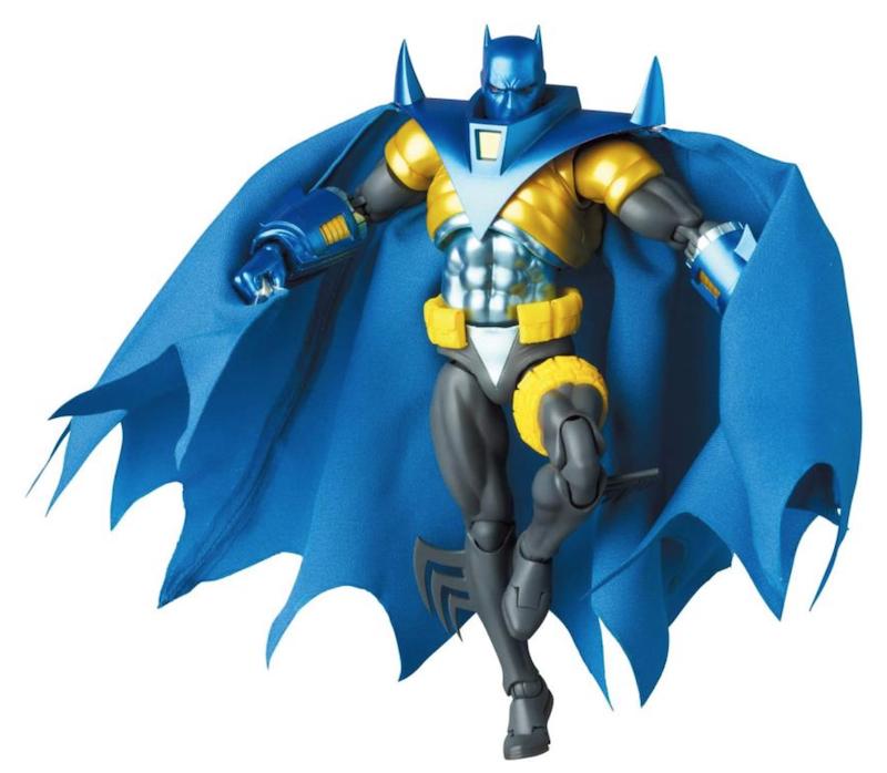 Medicom – Mafex Batman: Knightfall No. 144 Azrael Batman Figure Pre-Orders