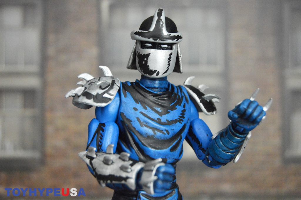 NECA Toys Teenage Mutant Ninja Turtles Loot Crate Exclusive Shredder Figure Review