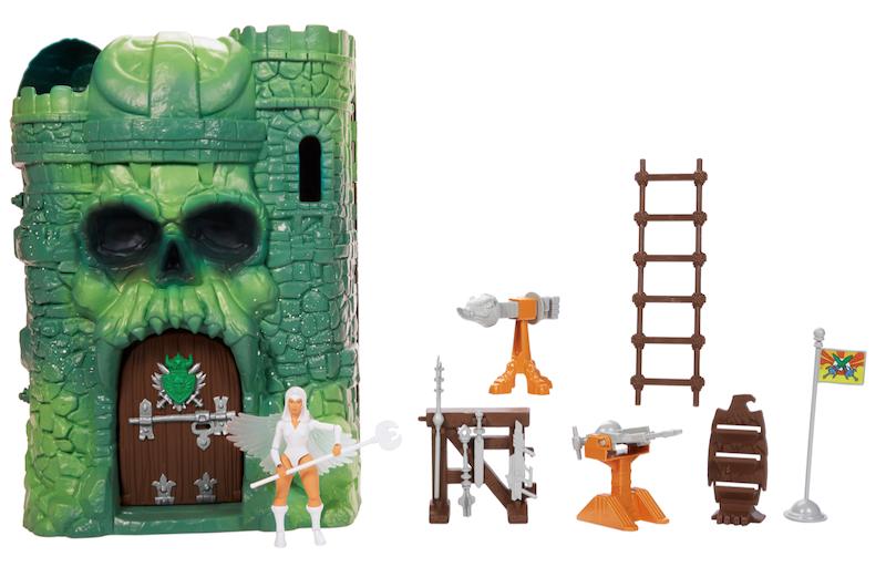 Mattel – Masters of the Universe Origins Castle Grayskull Playset In-Stock On Amazon