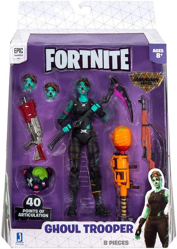 Jazwares – Fortnite 6″ Legendary Series Ghoul Trooper Figure Pre-Orders On Amazon