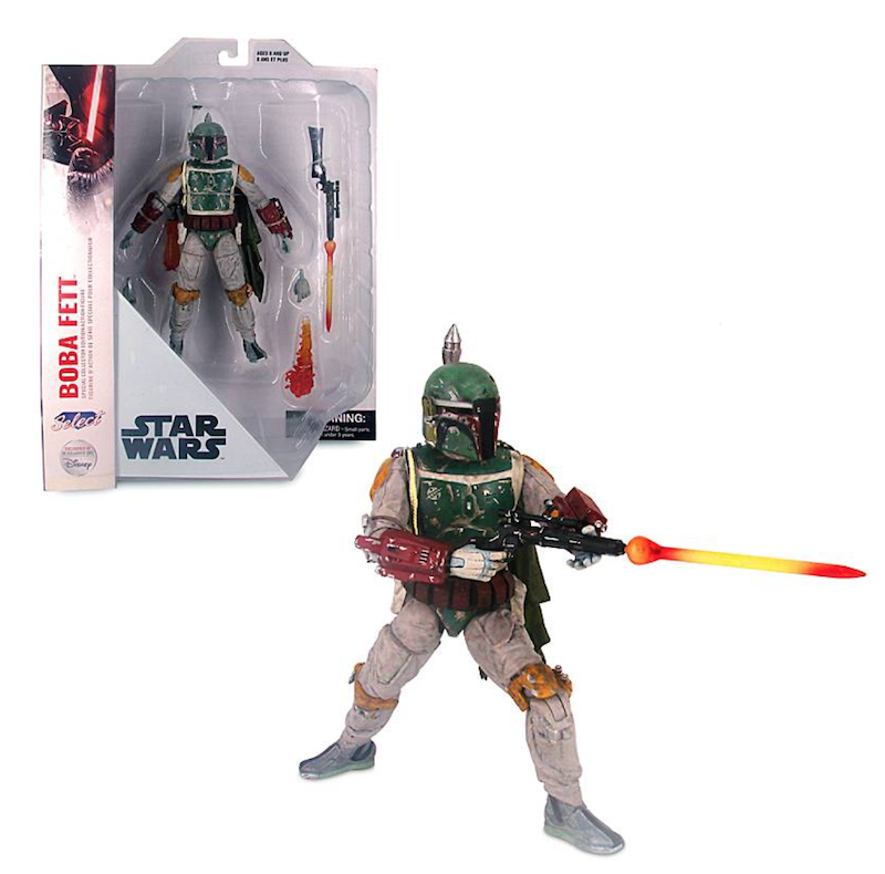 Disney Store Exclusive – Star Wars Select Figures From Diamond Select Toys In-Stock Now