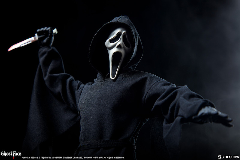 Sideshow Collectibles Scream – Ghostface Sixth Scale Figure Pre-Orders