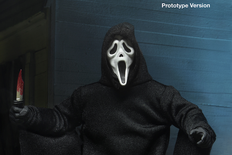 NECA Toys SDCC 2020 – Ghostface Ultimate Figure