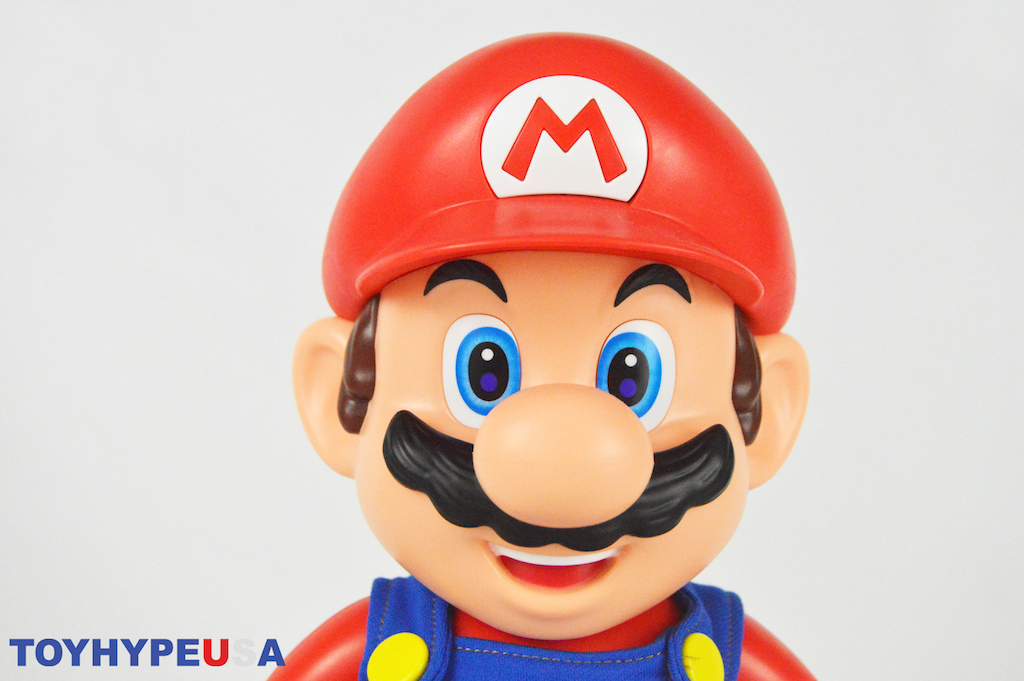 Jakks Pacific Super Mario – It's-A Me, Mario Figure Review