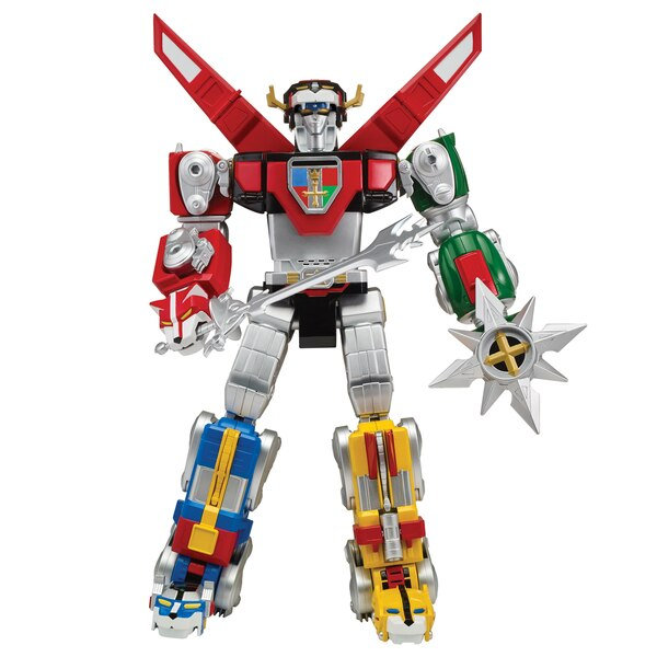 Playmates Toys Voltron Legendary Classic Combiner Set Pre-Orders At Wal-Mart (Update)