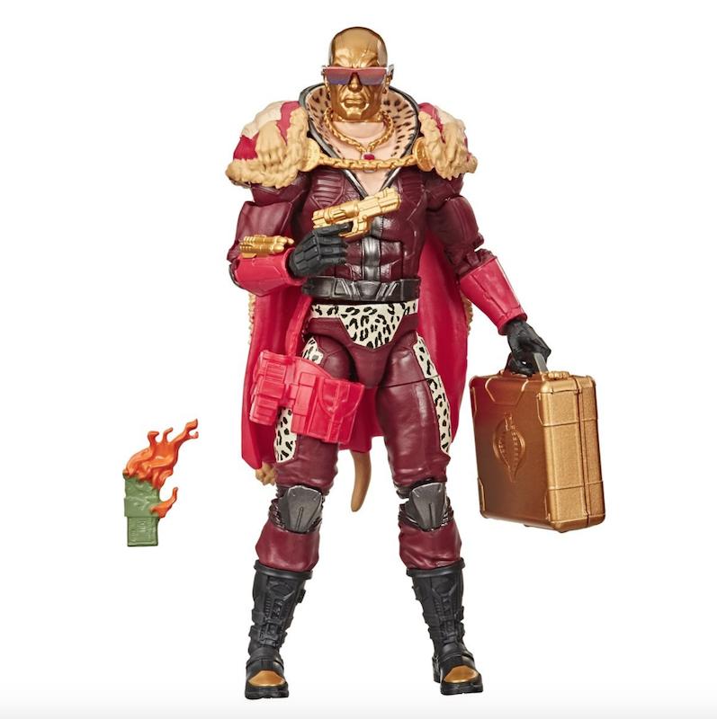 Entertainment Earth – Hasbro G.I. Joe Classified 6″ Profit Director Destro Figure In-Stock