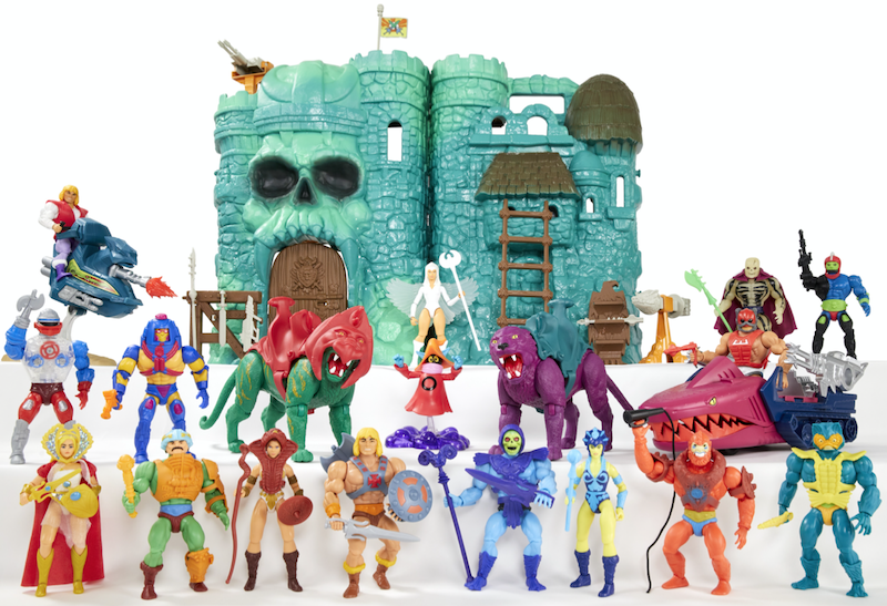 Mattel – Masters Of The Universe Origins Faker, Webstor, Green Goddess, Deluxe Buzz Saw Hordak & More New Pre-Orders