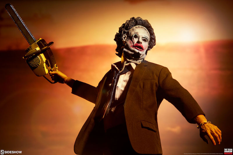 Sideshow Collectibles – Texas Chainsaw Massacre Leatherface Sixth Scale Figure Pre-Orders