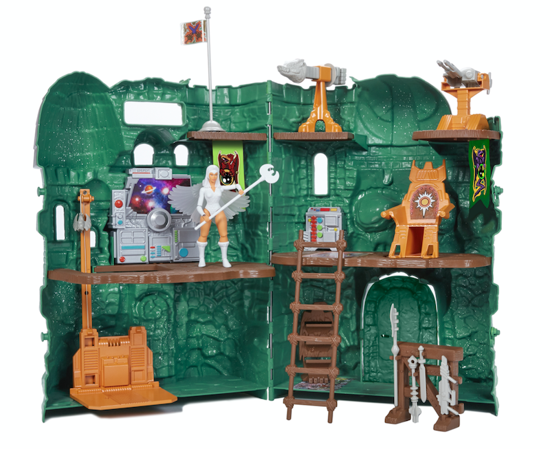Mattel – Masters of the Universe Origins Castle Grayskull Playset Pre-Orders