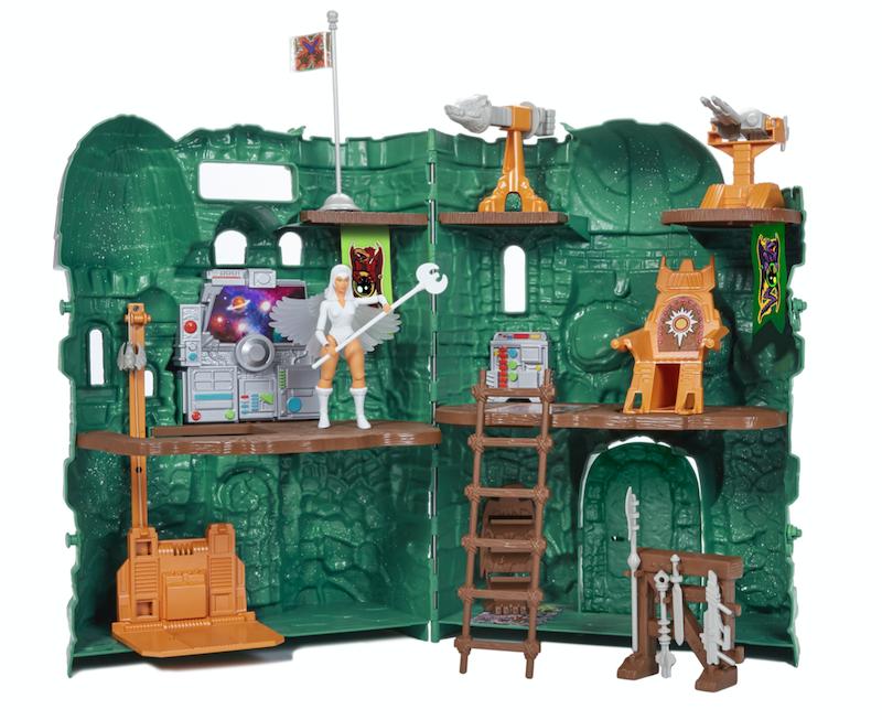 Mattel – Masters of the Universe Origins Castle Grayskull Playset Pre-Orders