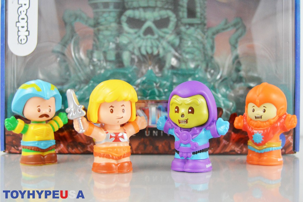 Fisher-Price Little People – Masters Of The Universe Box Set Review