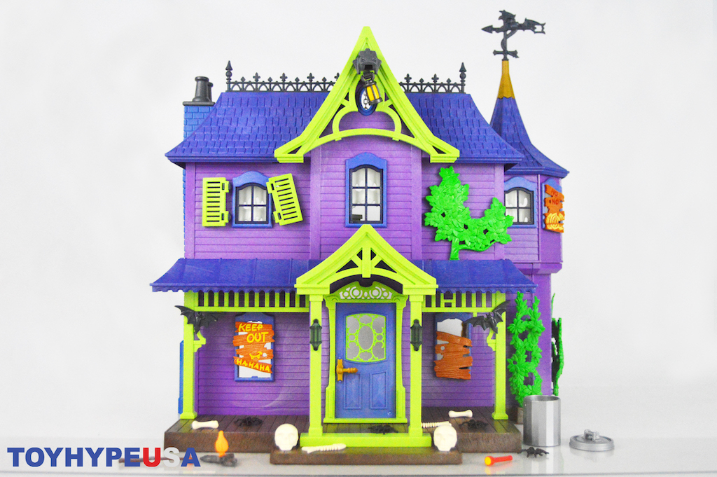 Playmobil Scooby-Doo – 70361 Adventure In The Mystery Mansion Playset Review