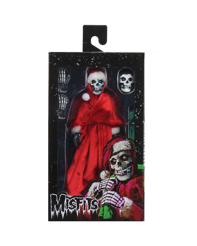 NECA Toys Misfits – Holiday Fiend 8″ Clothed Figure In-Packaging
