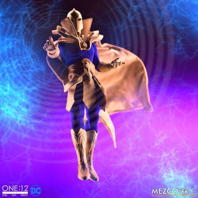 Mezco Toyz – DC Comics Dr. Fate One:12 Collective Figure Pre-Orders