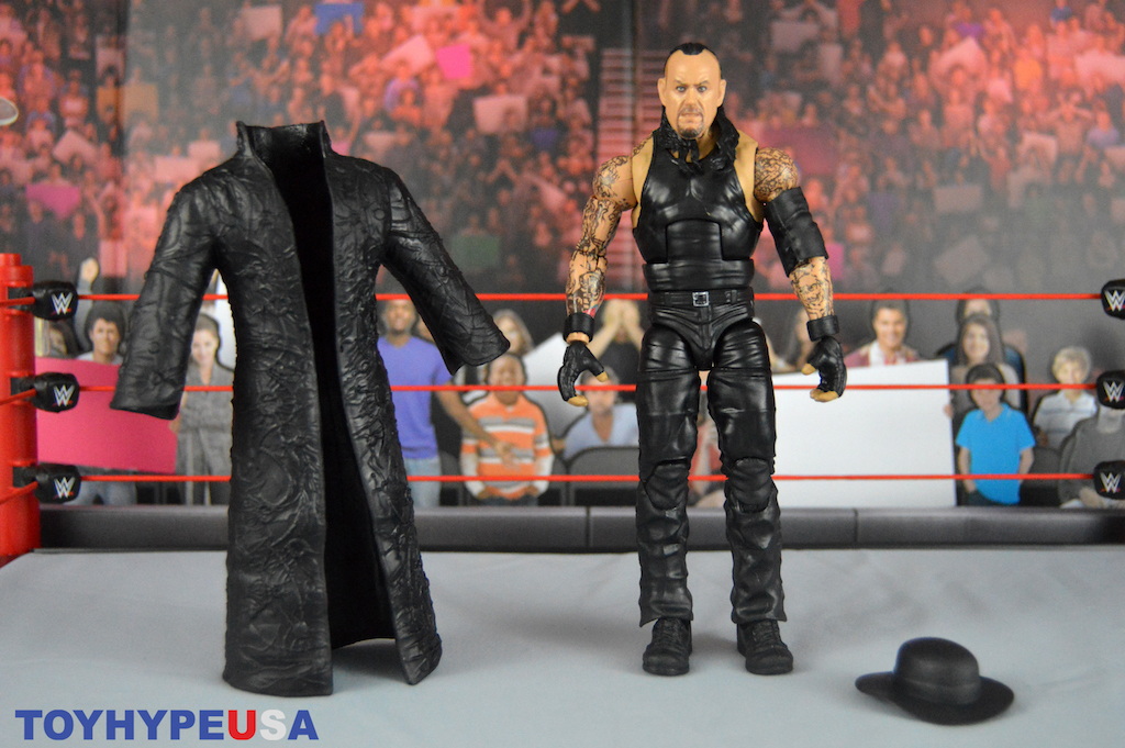 Mattel – WWE Elite Series 79 Wal-Mart Exclusive – 30th Anniversary Undertaker Figure Review