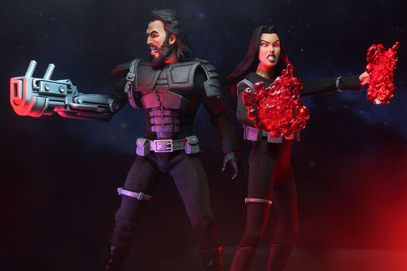 NECA Toys The Amory Wars – Coheed & Cambria Action Figure Set