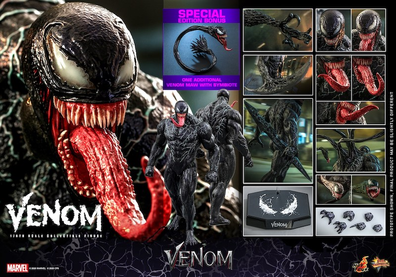 Hot Toys Venom Sixth Scale Figure Pre-Orders