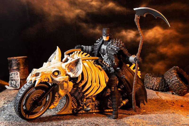 McFarlane Toys DC Multiverse Death Metal Batcycle Pre-Orders On Amazon