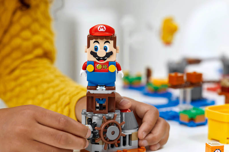 LEGO Super Mario Sets Coming 2021