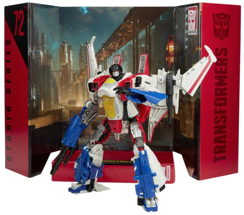 Transformers Studio Series #72 Voyager Class Bumblebee Starscream Figure Pre-Orders