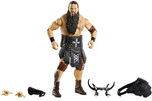 Mattel – WWE Elite Collection Series #80 Ivar Figure In-Stock On Amazon