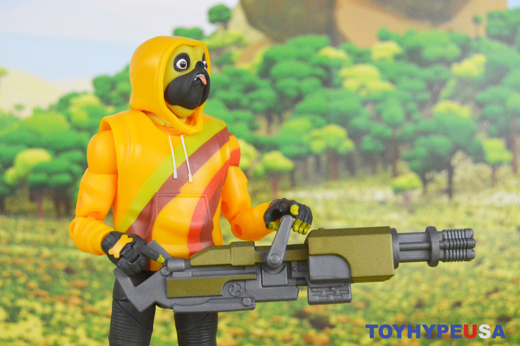 Jazwares Fortnite Legendary Series 6″ Doggo Figure Review