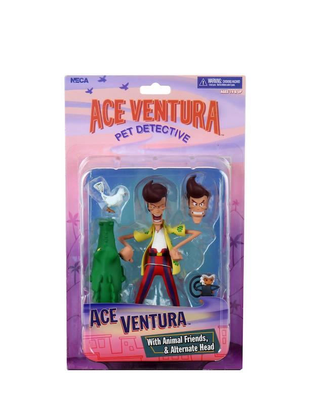 NECA Toys Toony Classics Ace Ventura Figure Available Now