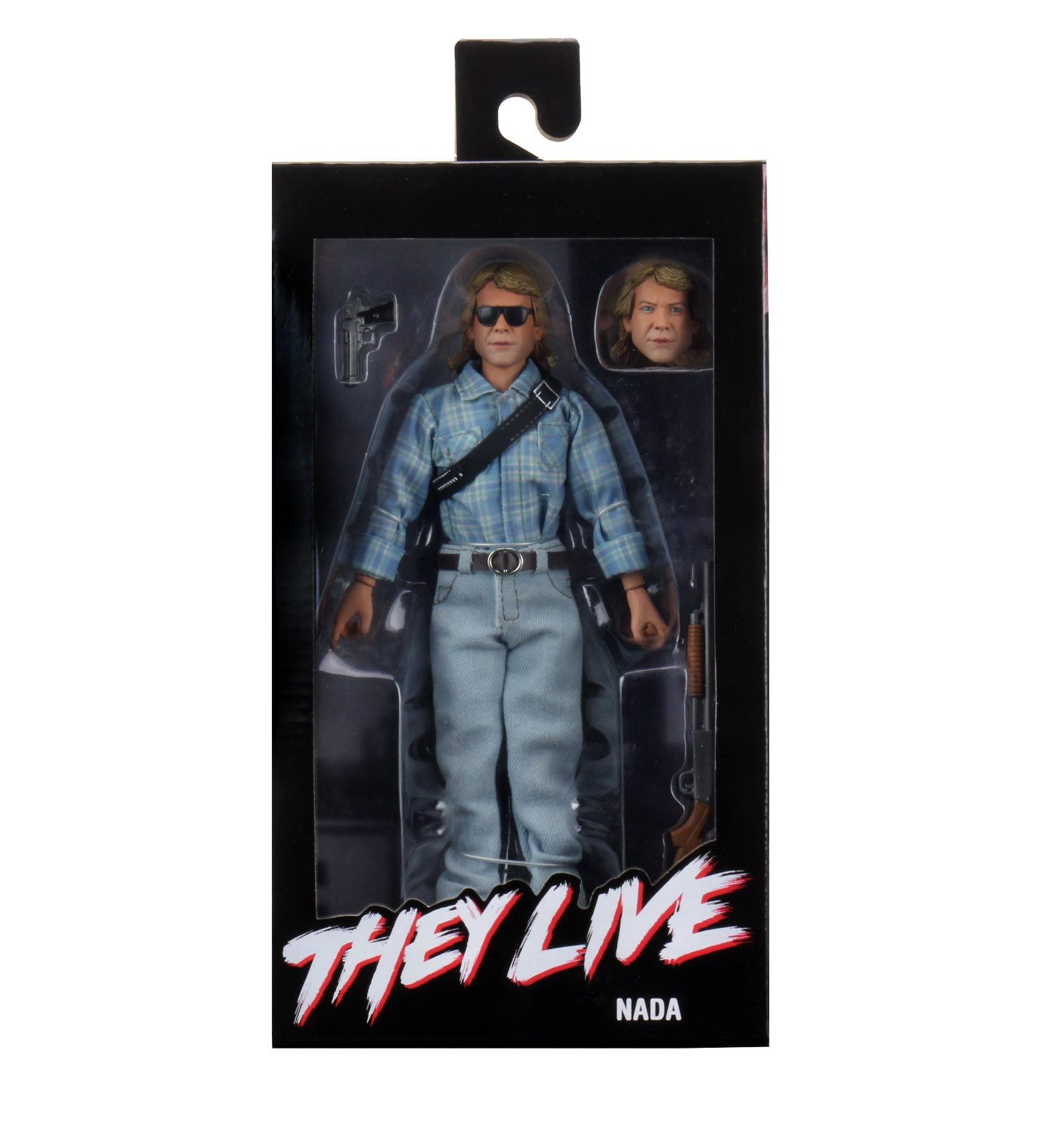 NECA Toys They Live 8″ Clothed John Nada Figure Available Now