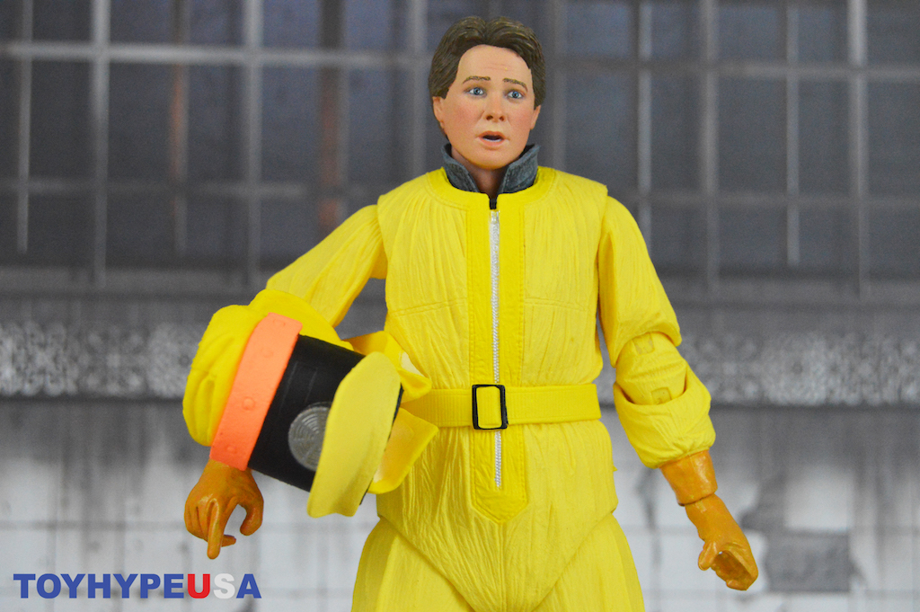 NECA Toys Back To The Future – Target Exclusive Ultimate Tales From Space Marty Figure Review