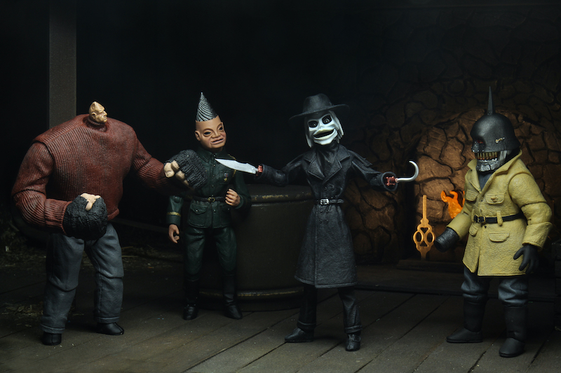 NECA Toys Shipping This Week – Puppet Master 2 Packs Figures