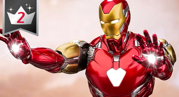 Hobby Link Japan – Exclusive Iron Man, plus Macross, Digimon, & More