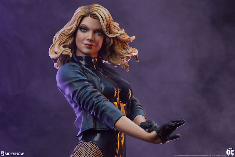 Sideshow Collectibles DC Comics – Black Canary Statue Pre-Orders